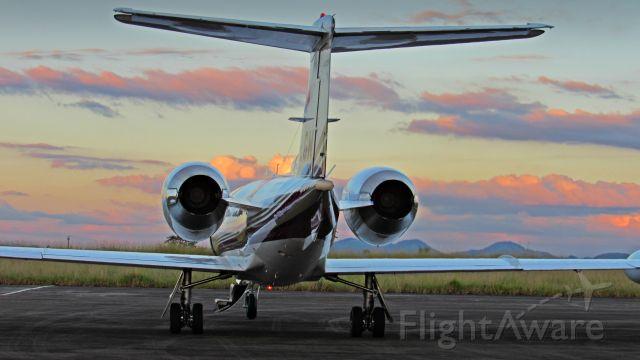 Learjet 35 (PT-LGW)