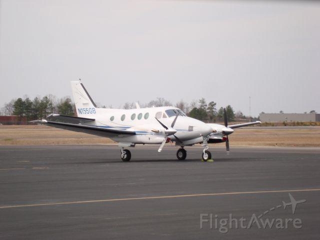 Beechcraft King Air 90 (N155GB)