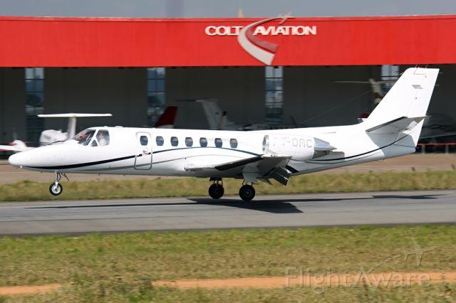 Cessna Citation V (PR-ORC) - My photos are best of FlightAware!!