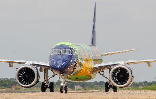 EMBRAER ERJ-190-400 (PS-AEF) - Embraer E195-E2 (ERJ 190-400 STD)
