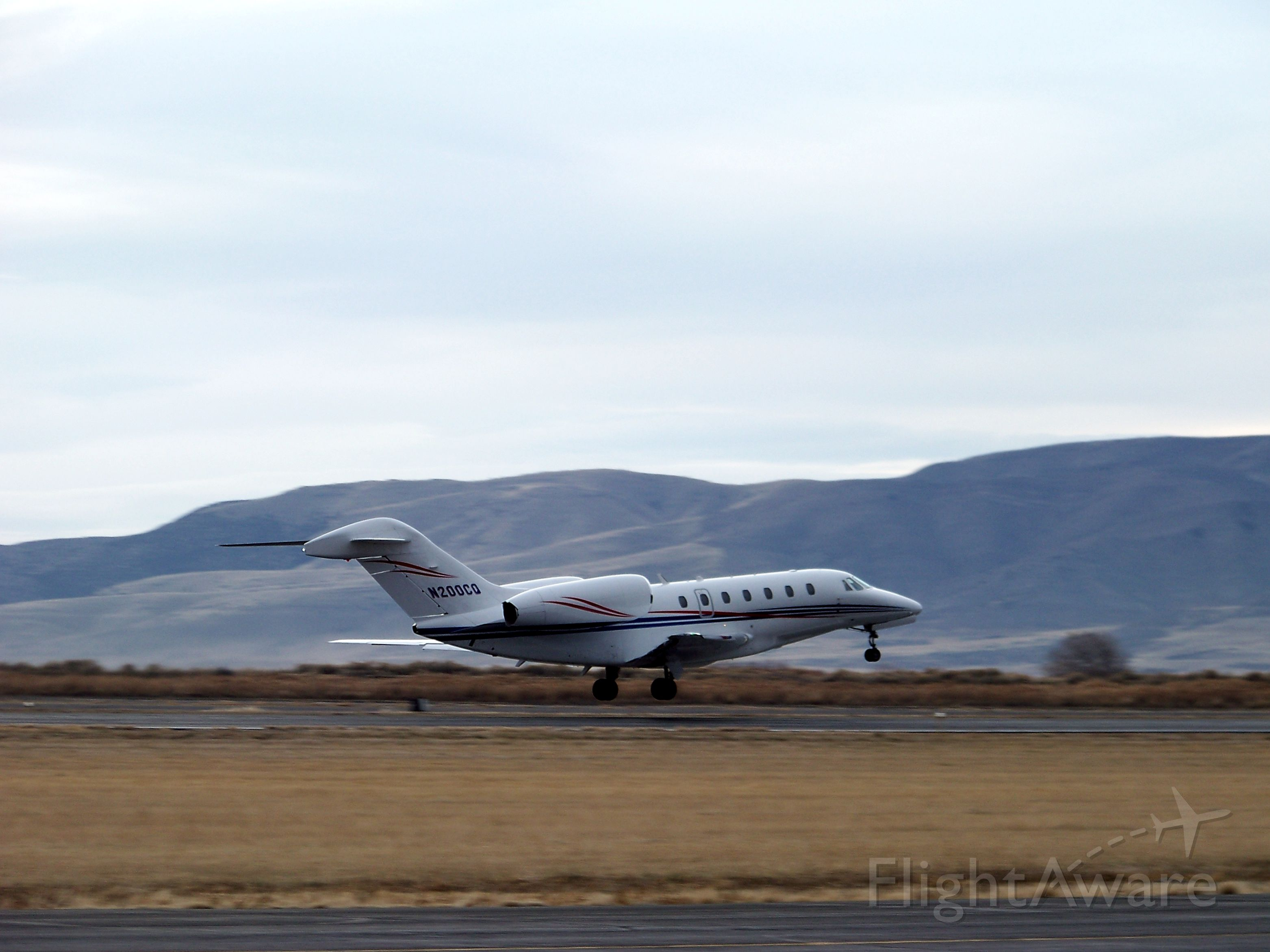 Cessna Citation X (N200CQ)