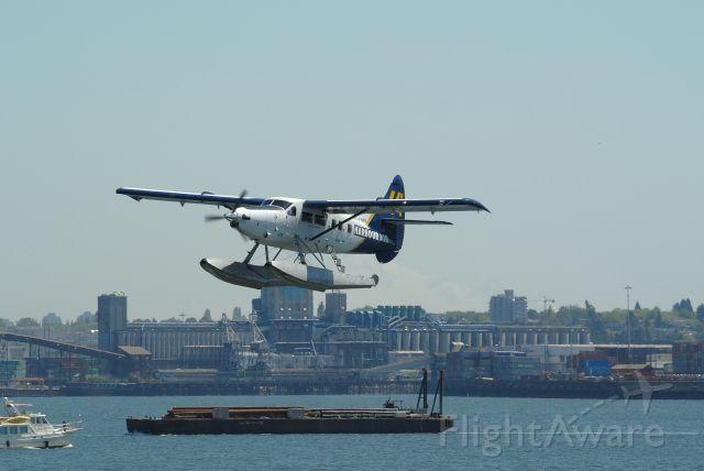 De Havilland Canada DHC-3 Otter (C-FHAD)