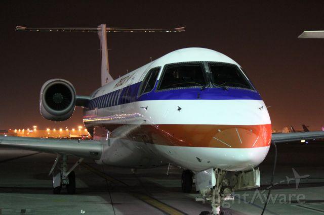 Embraer ERJ-135 (N858AE) - American Eagle ERJ140.