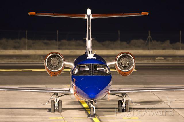 Learjet 45 (LX-RSQ)