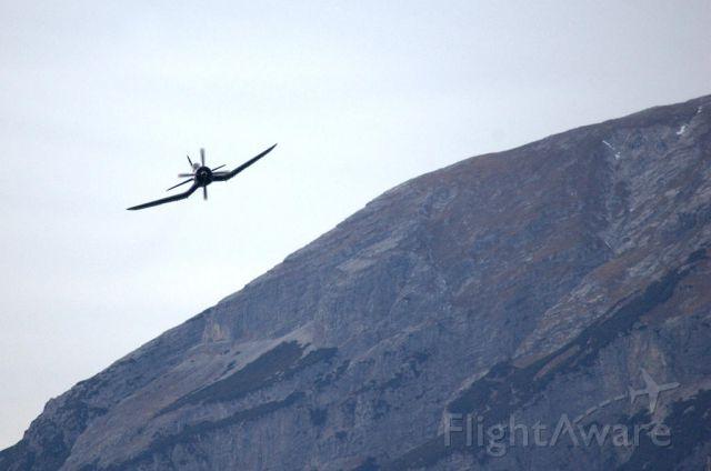 VOUGHT-SIKORSKY V-166 Corsair (OE-EAS)