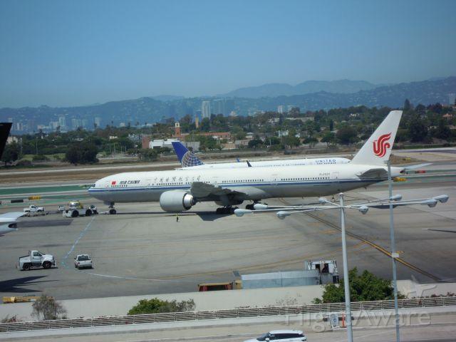BOEING 777-300 — - AIR CHINA 777-300 LAX