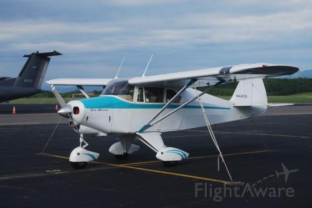 Piper PA-22 Tri-Pacer (N4407A)
