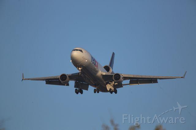 Boeing MD-11 (N577FE)
