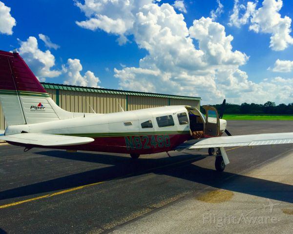 Piper Saratoga (N8248D)