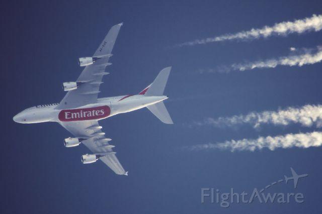 Airbus A380-800 (A6-EUE)