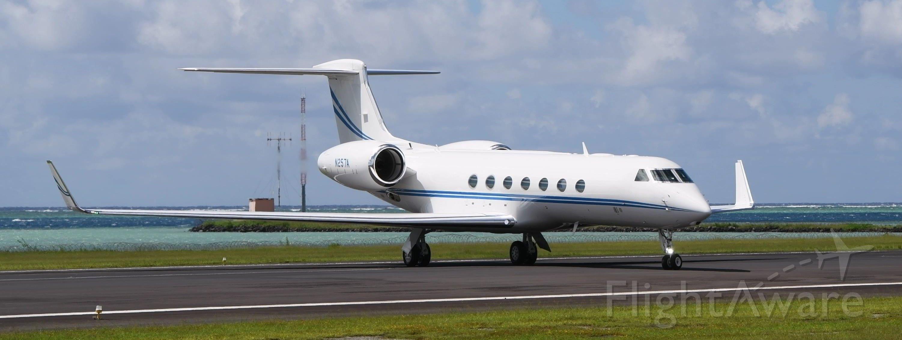 Gulfstream Aerospace Gulfstream V (N257A)