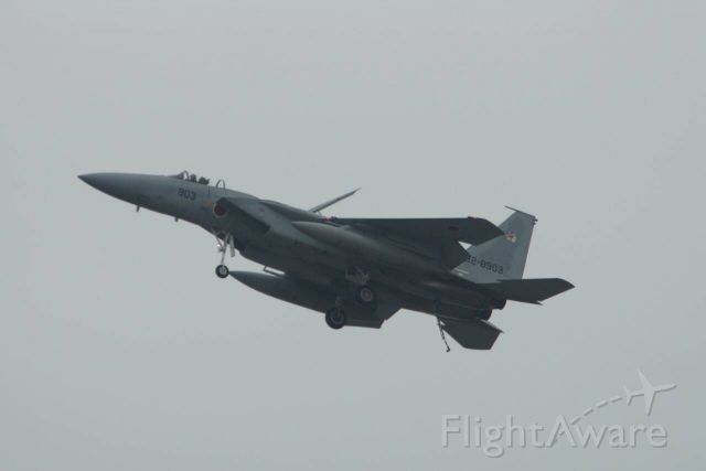 McDonnell Douglas F-15 Eagle (82-8903)