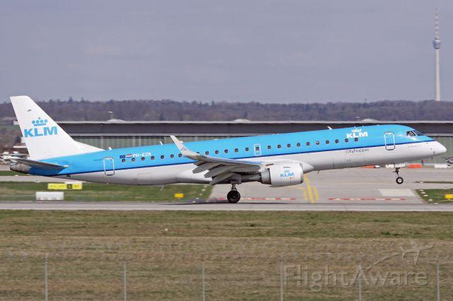 Embraer ERJ-190 (PH-EZR)