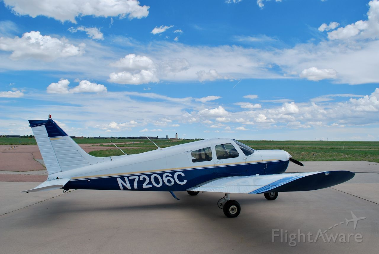 Piper Cherokee (N7206C) - Direct Connect Flight Academy