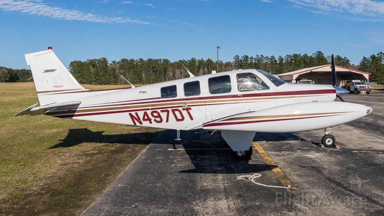 Beechcraft Bonanza (36) (N497DT)