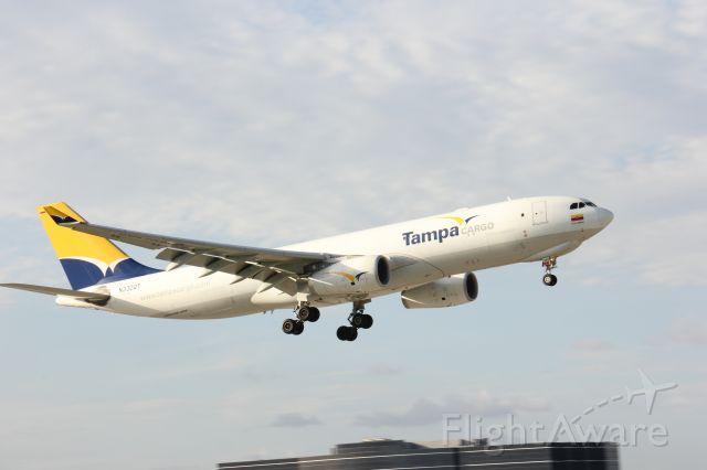 Airbus A330-300 (N330QT) - 10/25/15 by Ismael Bigio