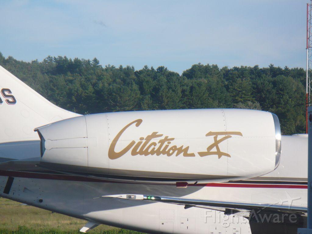 Cessna Citation X (N927QS)