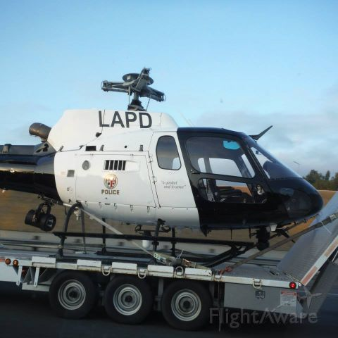 Eurocopter AS-350 AStar (N668PD) - Spotted this going down the 101 freeway in the San Fernando Valley. Not sure where it was coming from or going to. May 17 2017.