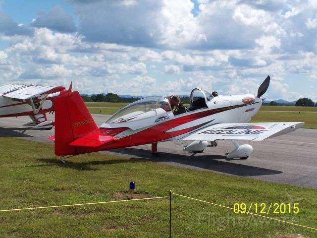 Experimental 100kts-200kts (N553KM) - Photo taken at the Scott County, Oneida Tennessee Airshow, great performer.