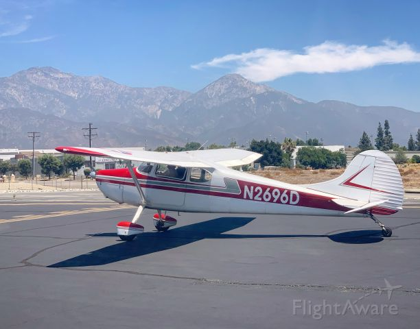 Cessna 170 (N2696D)