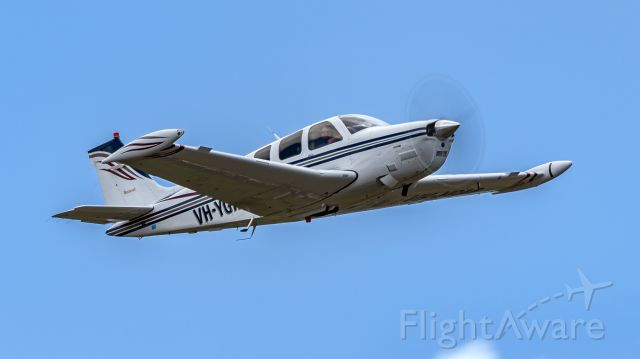 Beechcraft Bonanza (36) (VH-YGM)