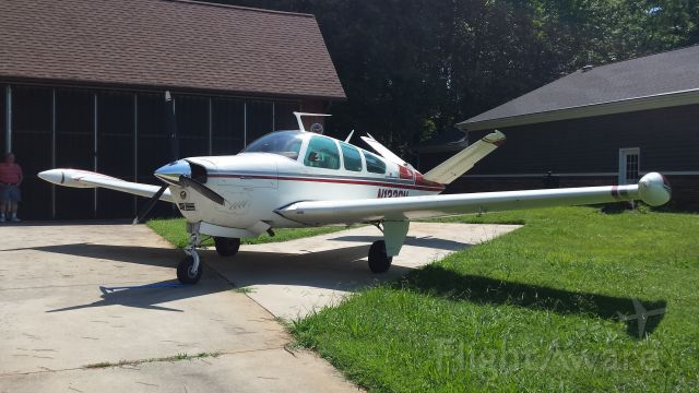 Beechcraft 35 Bonanza (N122SN)