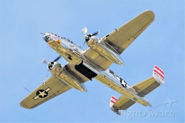 North American TB-25 Mitchell (N430734) - Bomb's Away!
