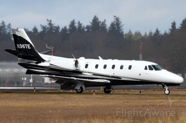 Cessna Citation Excel/XLS (N96TE)