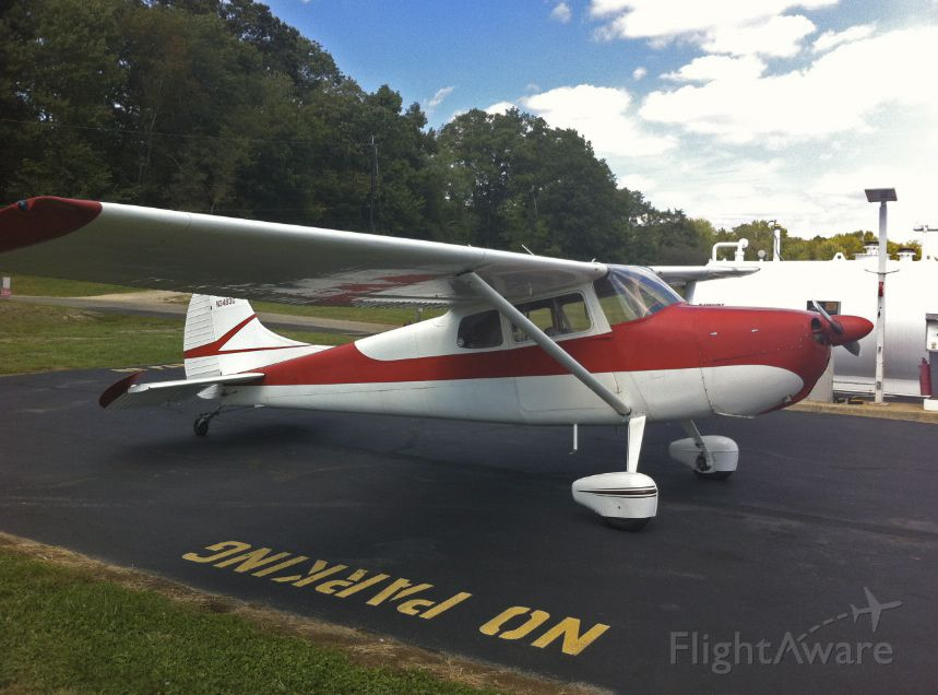 Cessna 170 (N3493C)