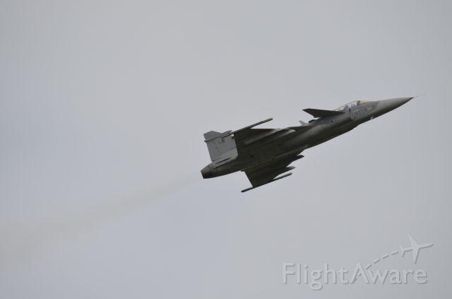 Saab JAS39 Gripen —