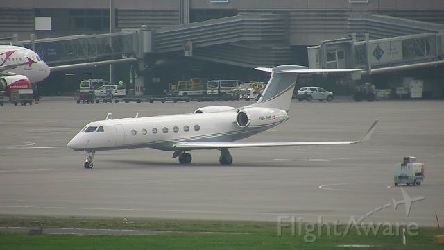 Gulfstream Aerospace Gulfstream V (HB-JOE)