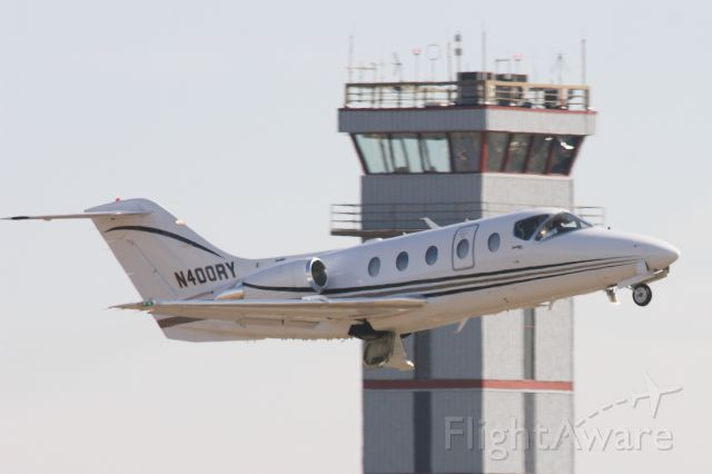 Beechcraft Beechjet (N400RY) - Robert Yates racing