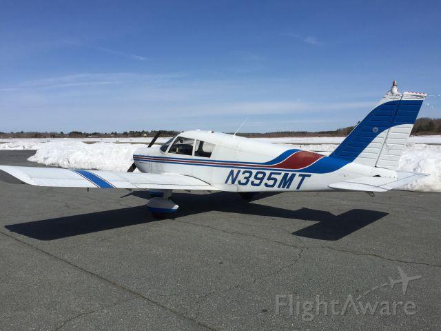Piper Cherokee (N395MT)