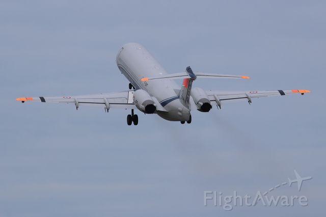 Fokker 100 (F-ZAFT)