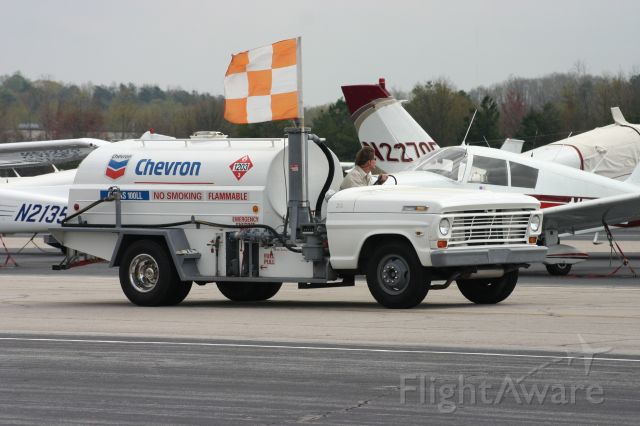 — — - Fuel truck,