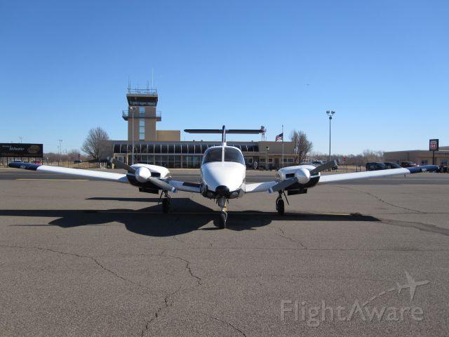 Piper PA-44 Seminole (N290ND)