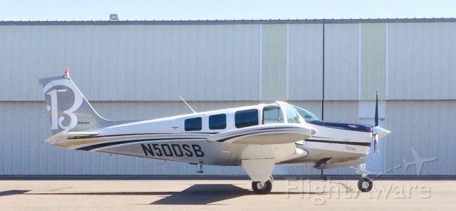 Beechcraft Bonanza (36) (N500SB)