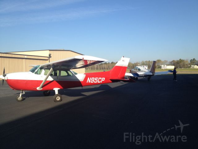 Cessna Skyhawk (N95CP)