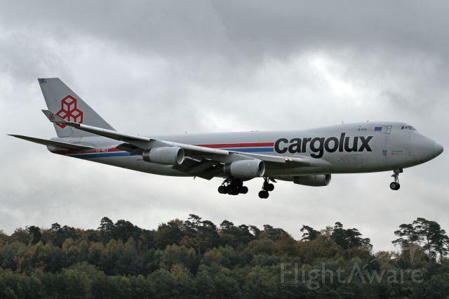 Boeing 747-400 (LX-WCV)