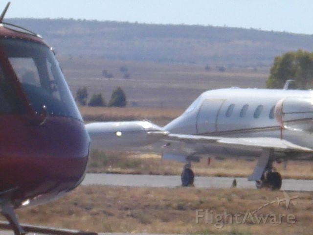 Learjet 25 (N188PR) - Learjet 25 in Zacatecas