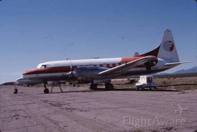N73167 — - This aircraft was operated by Metroflight for Frontier Commuter.  (This was the original Frontier)