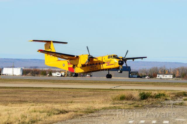 De Havilland Canada Twin Otter (11-5465)