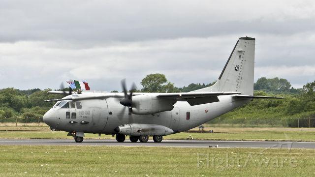 ALENIA Spartan (C-27J) (RS50) - Aeronautica Militare (Italian Air Force) Alenia C-27J Spartan RS-50 at RIAT RAF Fairford - 16th July 2017