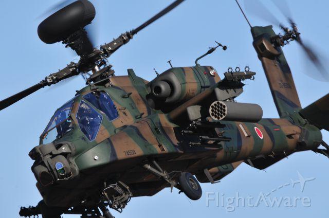 — — - JGSDF AH-64D.