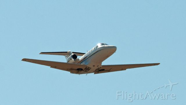 Cessna Citation CJ1 (N1127K) - Departing 27 at Carson City