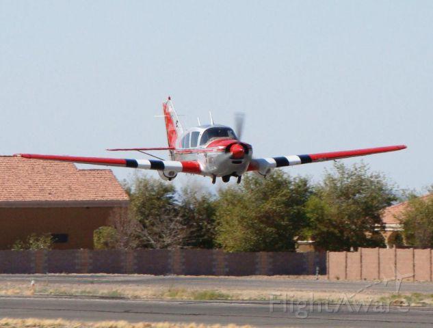 BELLANCA Viking (N93541) - Pegasus Airpark east of Phoenix AZ. Bellanca Viking February 2012 Fly-In