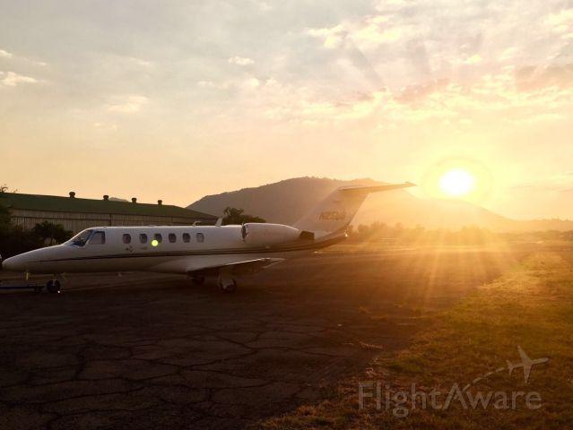 Cessna Citation CJ2+ (N25MB)