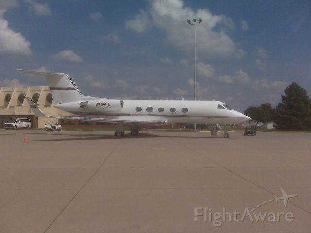 Gulfstream Aerospace Gulfstream 3 (N900LA)