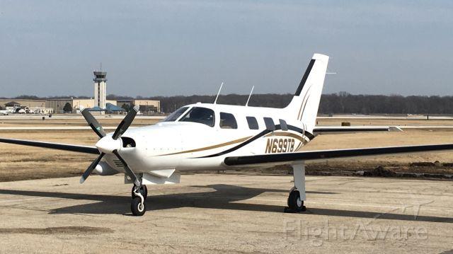 Piper Malibu Mirage (N699TB)