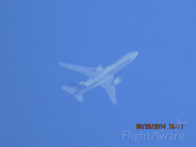 McDonnell Douglas DC-10 (N307FE)